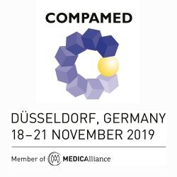 CAMBUS will join the COMPAMED show 2019